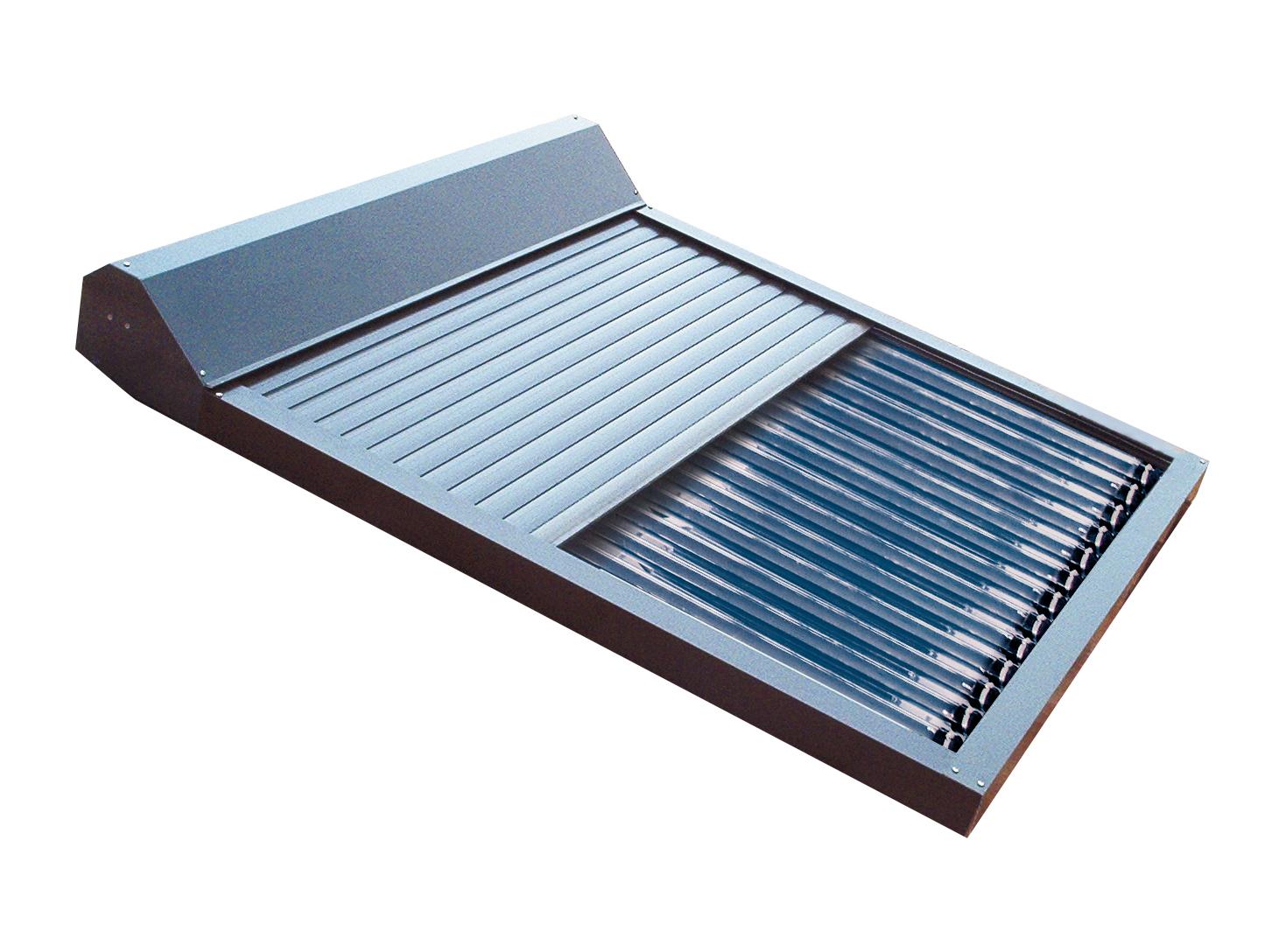 Protezione pannello solare