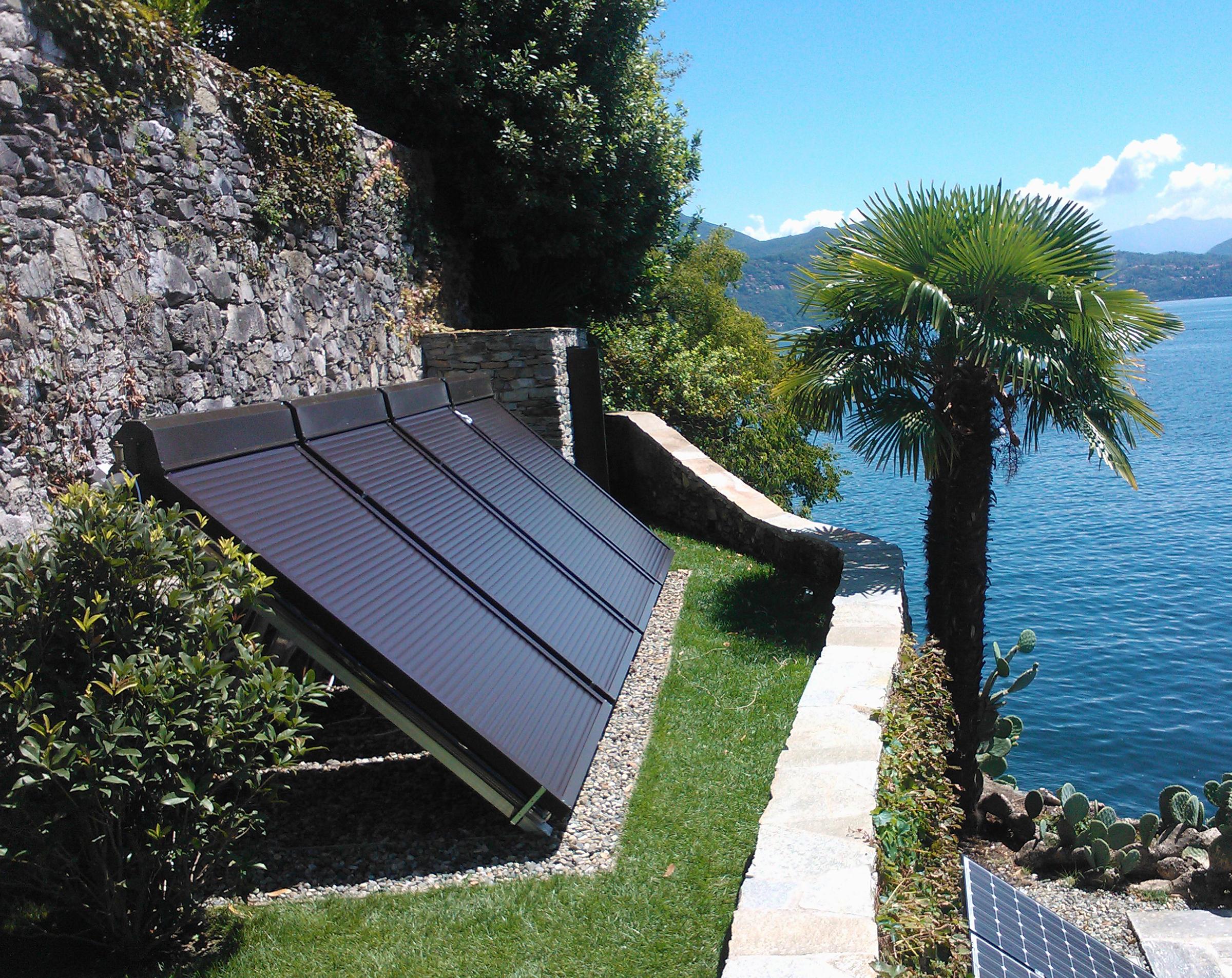 Protezioni pannelli solari